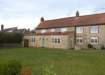 Thumbnail 3 bed detached house to rent in Traingate, Kirton Lindsey, Gainsborough