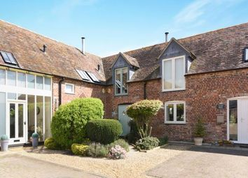 Thumbnail 2 bed barn conversion for sale in Bowers Hill Barn, Bowers Hill, Badsey, Evesham