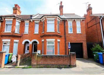 Thumbnail 4 bed semi-detached house for sale in St. Michaels Road, Aldershot, Hampshire