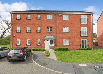 Thumbnail 1 bed flat for sale in Plantin Road, Carrington, Nottingham