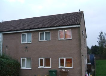 Thumbnail 2 bedroom maisonette to rent in Wentwood Gardens, Thornbury, Plymouth