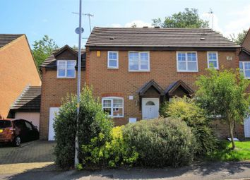 Thumbnail 3 bedroom semi-detached house for sale in Dunsford Close, Swindon