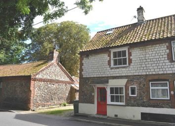 Thumbnail 2 bedroom end terrace house to rent in White Cross Road, Swaffham