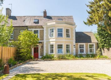 Thumbnail 5 bed semi-detached house for sale in Chapel Street, Bicester