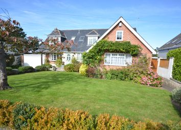 Thumbnail 4 bed detached house for sale in Merriefield Drive, Broadstone