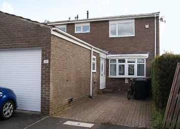 Thumbnail 3 bed end terrace house for sale in Rothley Court, Killingworth, Newcastle Upon Tyne
