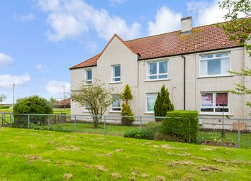 Thumbnail 3 bed flat for sale in Moorelands Gardens, Addiewell, West Calder