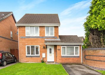 Thumbnail 3 bedroom detached house for sale in Llys Baldwin, Gowerton, Swansea