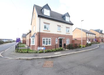 Thumbnail 4 bed detached house for sale in Knights Close, Atherton, Manchester