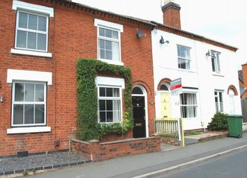 Thumbnail 2 bed terraced house to rent in Avenue Road, Astwood Bank, Redditch