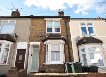 Thumbnail 3 bedroom terraced house for sale in Church Road, Swanscombe, Kent