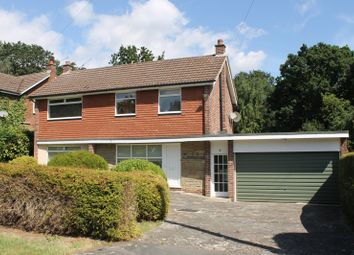 Thumbnail 3 bed detached house to rent in Howards Thicket, Gerrards Cross, Bucks