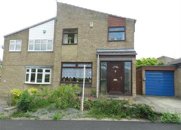Thumbnail 3 bedroom semi-detached house for sale in Willow Crescent, Chapeltown, Sheffield, South Yorkshire
