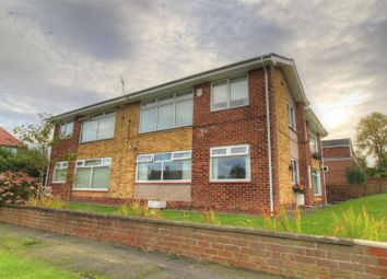 1 bed flat for sale in Carlisle Crescent, Penshaw, Houghton Le Spring DH4