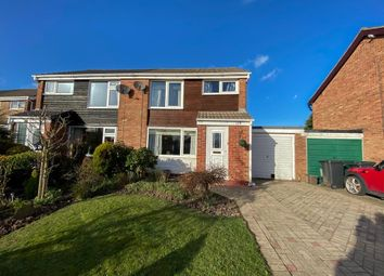 Thumbnail 3 bed semi-detached house for sale in Parkland Drive, Elton, Chester