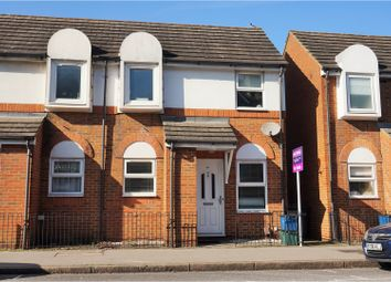 Thumbnail 1 bed terraced house for sale in Epsom Road, Croydon