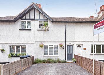 Thumbnail 2 bed terraced house for sale in Woodham Lane, New Haw, Addlestone