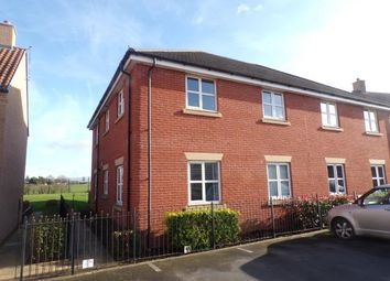 Thumbnail 2 bed flat for sale in Prestbury Road, Duston, Northampton, Northamptonshire