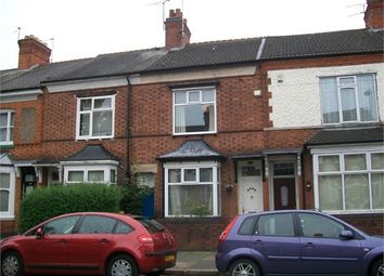 Thumbnail 3 bed terraced house for sale in Lavender Road, Leicester