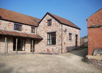 Thumbnail 3 bed barn conversion to rent in Chapel Pill Lane, Ham Green