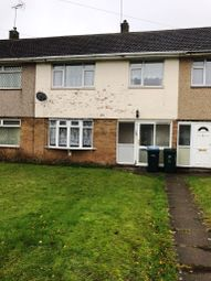 Thumbnail 2 bedroom terraced house for sale in Dering Close, Coventry