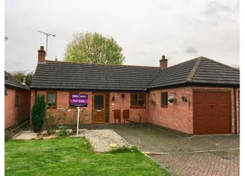 Thumbnail 2 bed bungalow for sale in Henwoods Court, Shipston-On-Stour