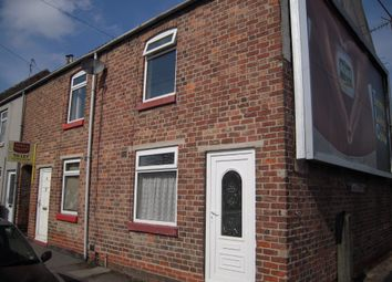 Thumbnail 2 bed end terrace house to rent in Sandy Lane, Worksop