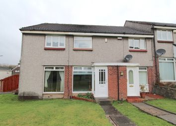 Thumbnail 2 bed terraced house to rent in Laurie Court, Uddingston, North Lanarkshire