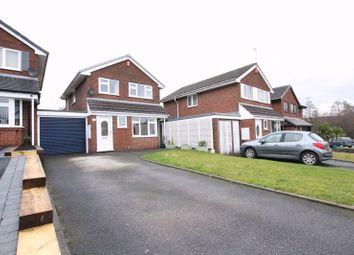 3 bed detached house for sale in Crofter Close, Haydon Park, Biddulph ST8