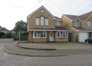 Thumbnail 4 bed detached house to rent in Wicklow Walk, Shoeburyness, Southend-On-Sea