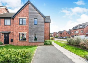 Thumbnail 3 bed end terrace house for sale in Blossom Way, Thurnscoe, Rotherham