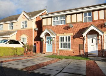 Thumbnail 2 bed semi-detached house for sale in Ashgrove, Chester Le Street