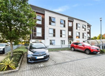 Thumbnail 1 bedroom flat for sale in Dulcie Close, Greenhithe, Kent
