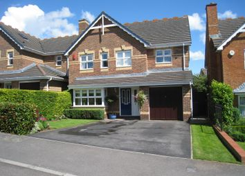 Thumbnail 4 bed detached house for sale in Scott Walk, Bridgeyate, Bristol