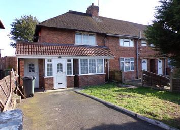 Thumbnail 3 bedroom end terrace house for sale in Flaxhall Street, Alumwell, Walsall