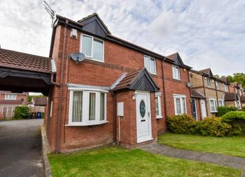Thumbnail 3 bed semi-detached house for sale in Oulton Close, Meadow Rise, Newcastle Upon Tyne, Tyne And Wear