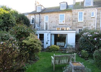 Thumbnail 1 bed flat for sale in Clarence Place, Penzance
