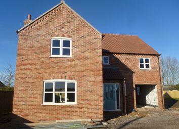 Thumbnail 4 bed detached house for sale in Broadgate, Sutton St. Edmund, Spalding