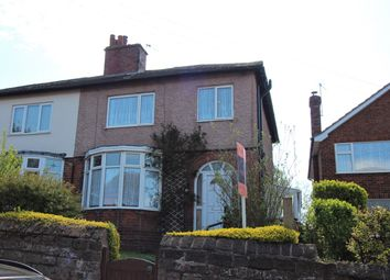 Thumbnail 3 bed semi-detached house for sale in Newdigate Street, Kimberley, Nottingham