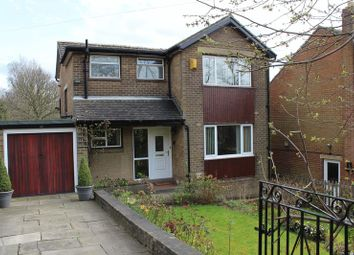 Thumbnail 3 bed detached house to rent in Woodhouse Hill, Huddersfield