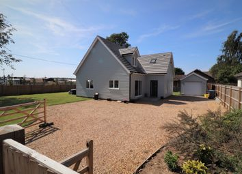 Thumbnail 4 bed detached house for sale in Elmaham Drive, Nacton, Ipswich, Suffolk