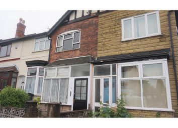 Thumbnail 2 bed terraced house for sale in Doidge Road, Erdington, Birmingham