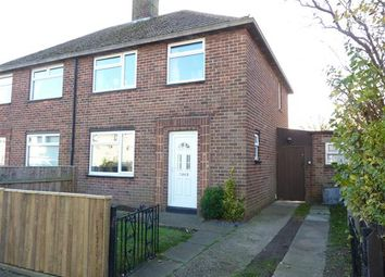 Thumbnail 3 bed semi-detached house for sale in Sherwood Road, Grimsby