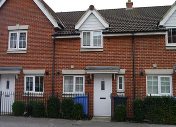 Thumbnail 2 bed terraced house to rent in Bull Road, Ipswich, Suffolk