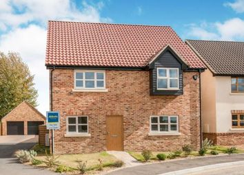 Thumbnail 4 bed detached house for sale in Mill Stone Green, East Wretham