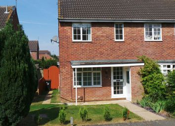 Thumbnail 3 bedroom semi-detached house to rent in Third Avenue, Grantham