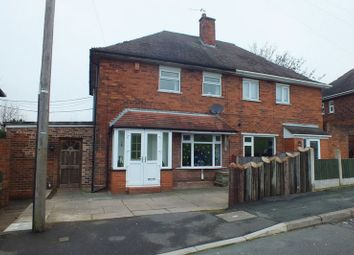 Thumbnail 4 bed semi-detached house for sale in Mill Hill Crescent, Tunstall, Stoke-On-Trent