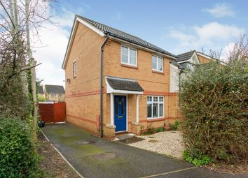 3 bed end terrace house for sale in Terrier Close, Hedge End, Southampton SO30