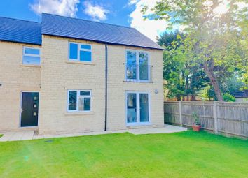 Thumbnail 2 bed flat for sale in Oaken Court, Cricklade Road, Cirencester