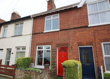 Thumbnail 2 bedroom terraced house for sale in Rowington Road, Norwich